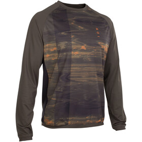 ION Traze AMP LS Tee Men root brown